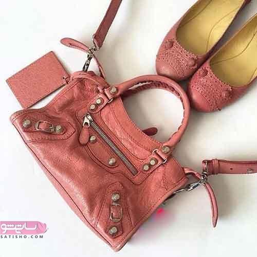 مدل های جدید کیف های زنانه چرم و زیبا