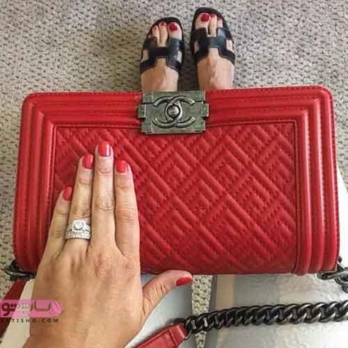 مدل کیف چرم زنانه جدید