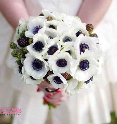 دسته گل عروس 1398