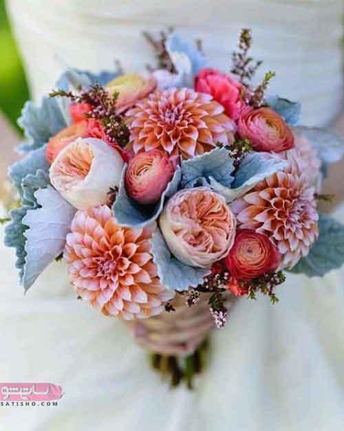 پرطرفدار ترین دسته گل عروس