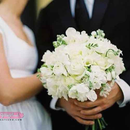 عکس مدل دسته گل عروس 98 با طرح و مدر روز