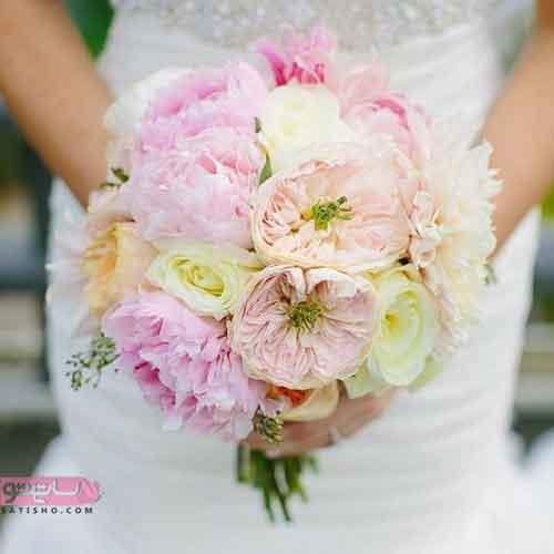 آلبومی از دسته گل عروس جدید
