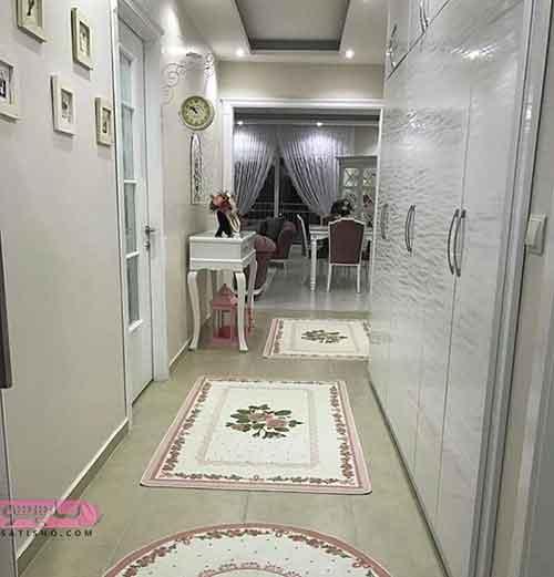 دکواسیون منزل عروس ایرانی به سبک فانتزی