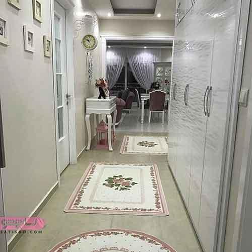 طراحی زیبا برای انوع فضاهای منزل کوچک