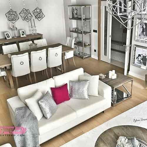 طراحی های داخلی جدید به سبک فانتزی