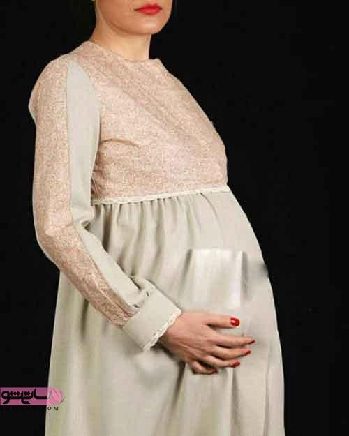 جدیدترین مدل مانتو بارداری تابستانی