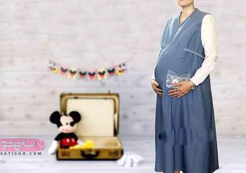 مدل مانتو بارداری در اینستاگرام