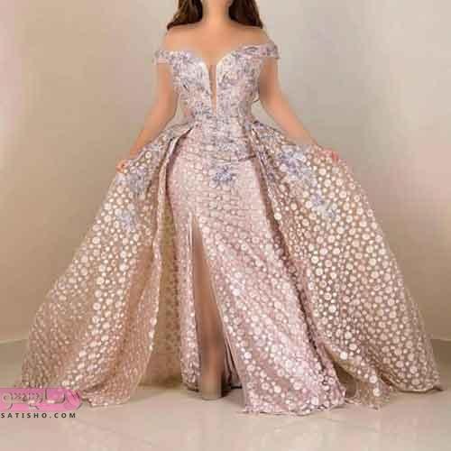مدل لباس نامزدی پوشیده