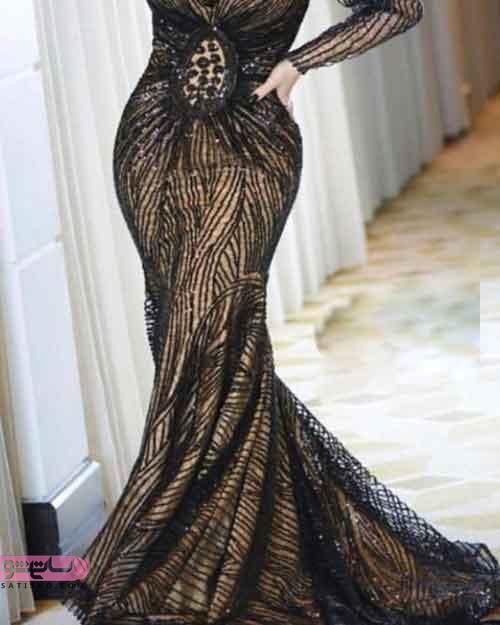 آلبوم جدیدترین مدل های لباس نامزدی پرنسسی