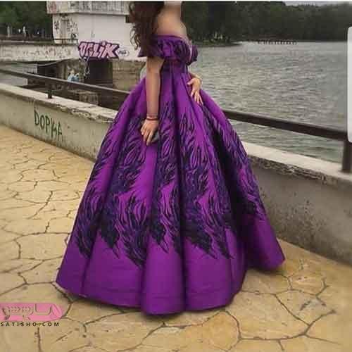 مدل لباس نامزدی دخترانه