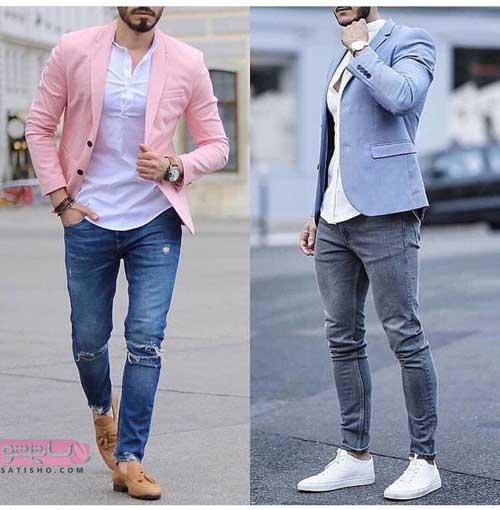 انتخاب لباس مناسب لاغر اندام ها