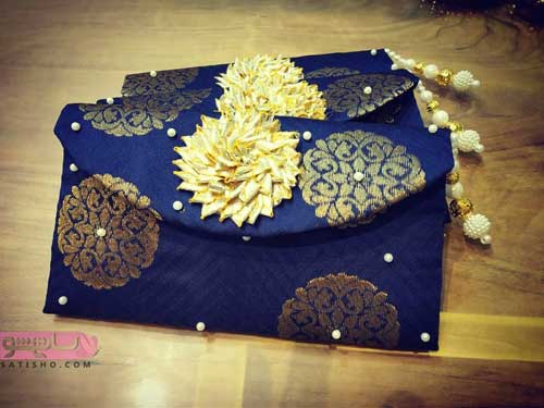 ایده تزیین پاکت برای عیدی نوروز