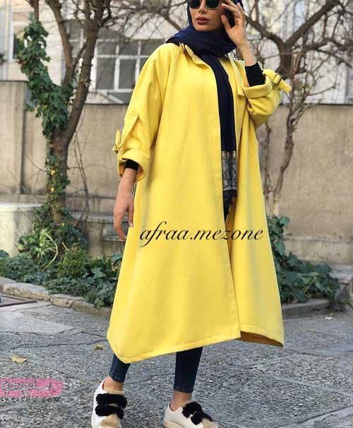 مدل مانتو جدید و متفاوت و زیبا و شیک ایرانی
