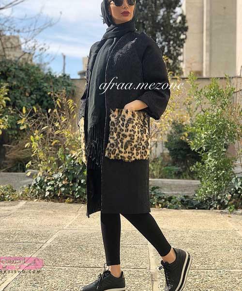 جدیدترین مدل مانتو های شیک ایرانی