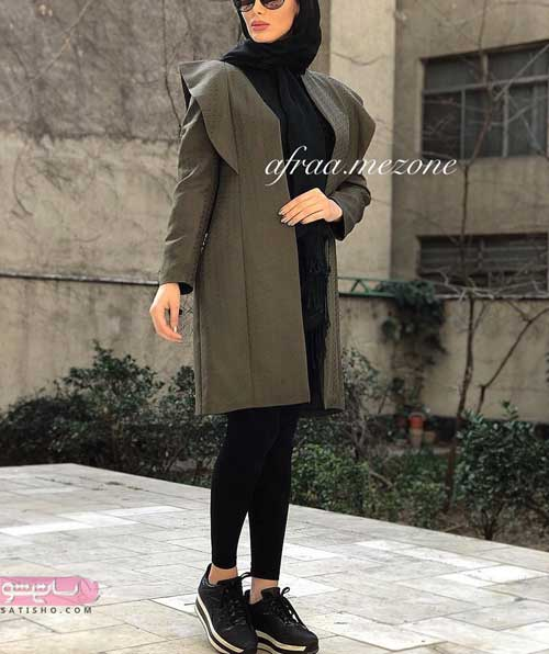 مدل مانتو دخترانه ۹۸ با طرح های شیک و زیبا