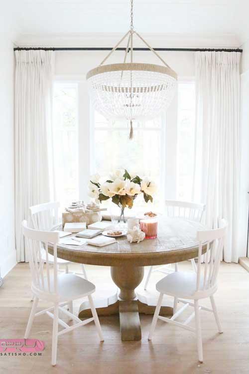 میز غذاخوری جدید با مدل و طراحی خاص