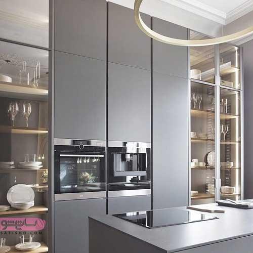 تزیین آشپزخانه های مدرن