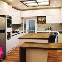 بهترین عکس های مدل کابینت آشپزخانه ۲۰۱۹ با طرح های جدید و شیک
