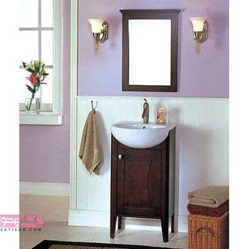 آلبومی از بهترین مدل اینه دستشویی جدید و زیبا (50 عکس)