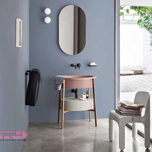 جدیدترین مدل های آینه توالت با طرح های جدید