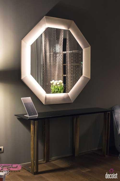 آلبومی از بهترین مدل آینه دستشویی جدید و زیبا
