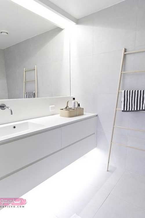شیک ترین عکس های آینه دسشویی و سرویس بهداشتی