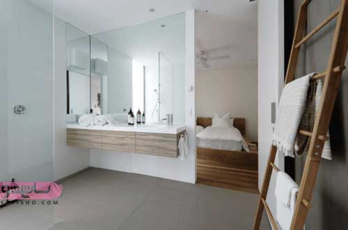 آینه دستشویی جدید ساتیشو
