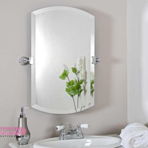 خرید اینترنتی آینه دستشویی شیک