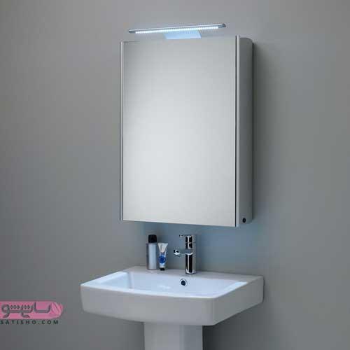مدل آینه باکس جدید برای توالت