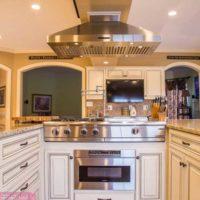 مدل جدید هود آشپزخانه ۲۰۱۹ با طرح های خلاقانه و به روز