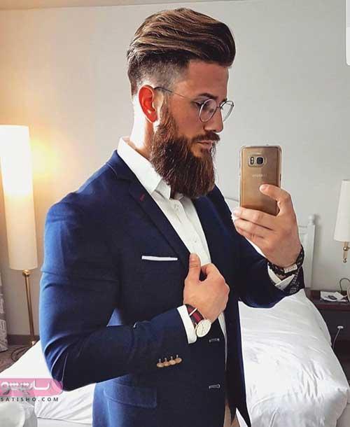 مدل کت و شلوار مردانه جدید