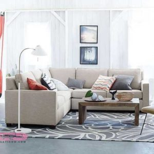 انواع مدل مبل ال جدید ویژه منازل تودل برو (50 عکس)