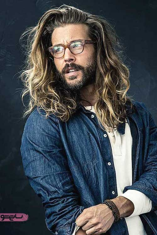 مدل های موی بلند مردانه جدید