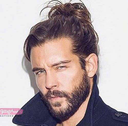 جدیدترین مدل مو پسرانه و مردانه بلند ( طرح های سال ۲۰۲۱
