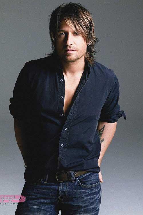 مدل موی بلند مردانه جدید
