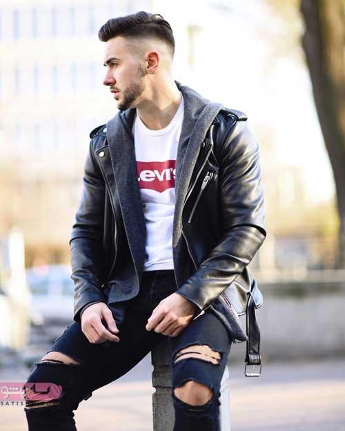 مدل کاپشن مردانه 2019