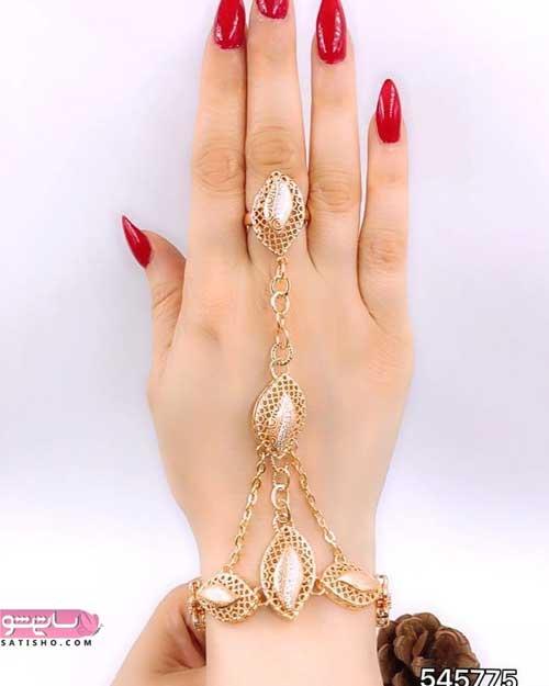 تمیمه طلا عربی با مدل های جدید زیبا