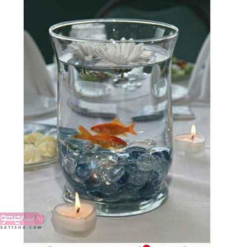 مدل های تنگ ماهی برای سفره هفت سین