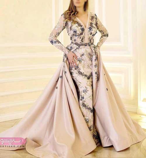 لباس زنانه برای مراسم مختلط و مهمانی