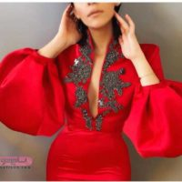 لباس مجلسی شیک – جدیدترین مدل لباس مجلسی بلند ۹۸ برای خانم های شیک پوش