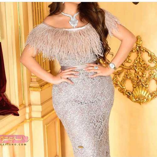 جذاب ترین انواع مدل لباس مجلسی شیک بالاتنه گیپور