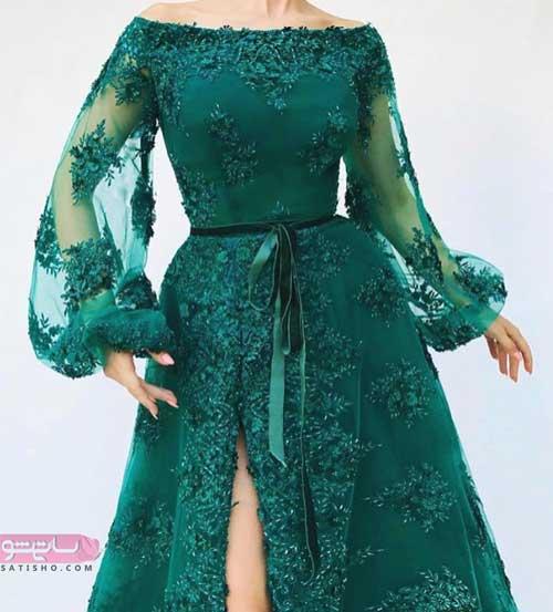 دانلود مدل لباس مجلسی زنانه
