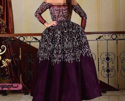 عکس از مدل لباسهای مجلسی دخترانه و زنانه ساده