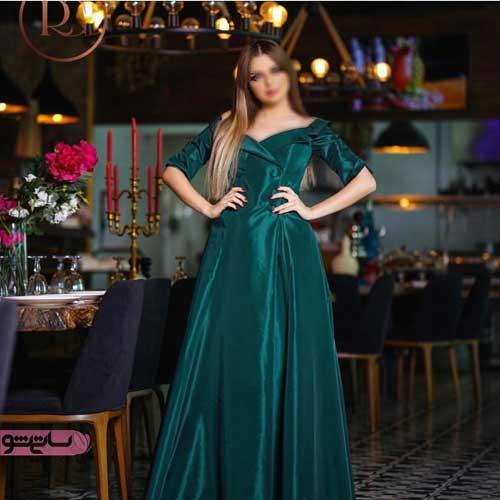 عکس های لباس شب زنانه 2019