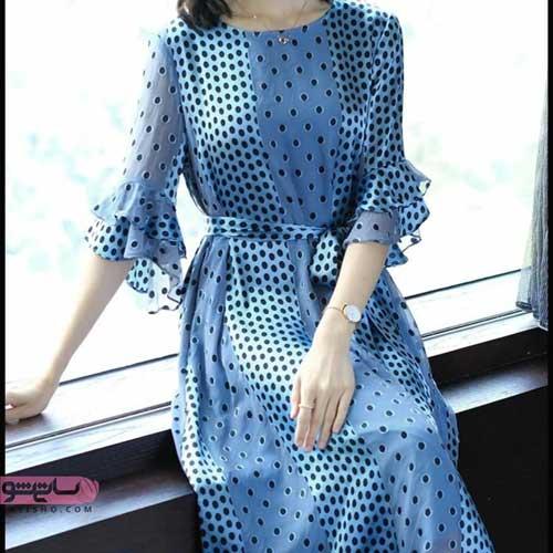 مدل مانتو کره ای دخترانه