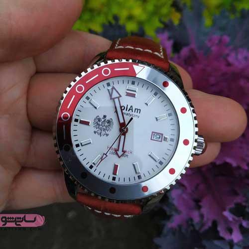 ساعت مردانه لاکچری و زیبا