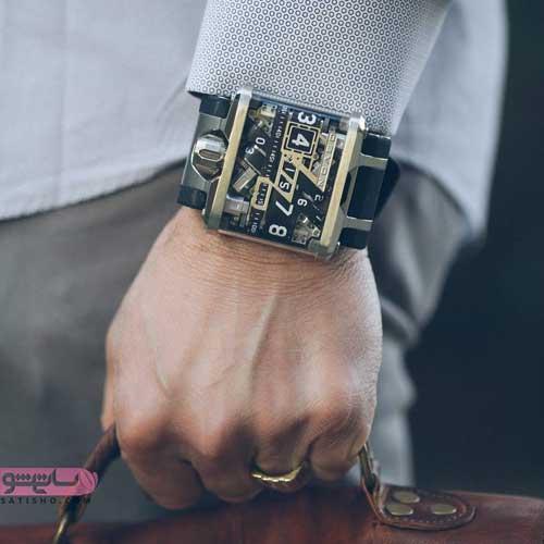 ساعت مکانیکی اسپرت و جذاب