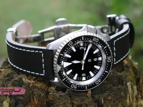 مدل ساعت اسپرت 2019 مشکی رنگ