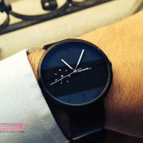 زیباترین مدلهای ساعت مچی مردانه