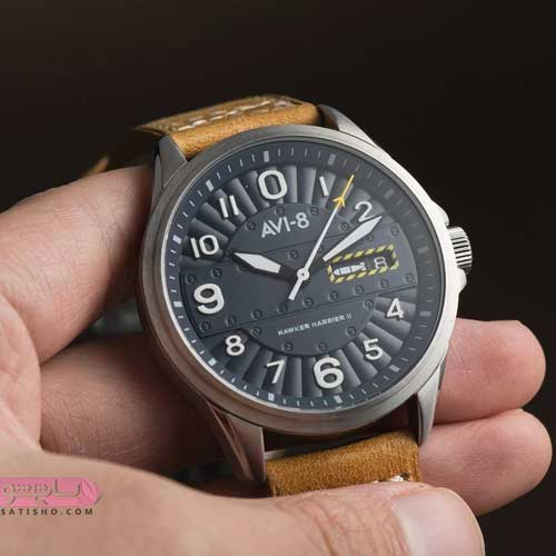 مدل ساعت مچی مردانه شیک